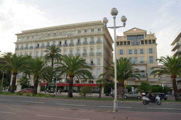 Hotel West End - Promenade des Anglais