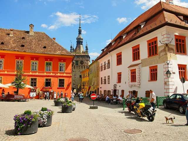 Sighisoara, Romania (2)