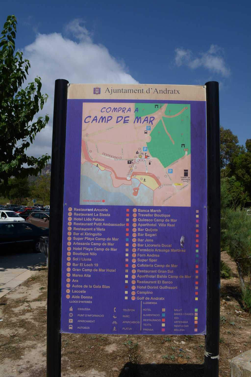 Andratx - Camp de Mar