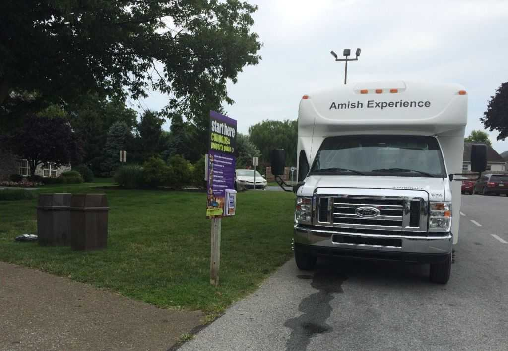Amish Experience Bus
