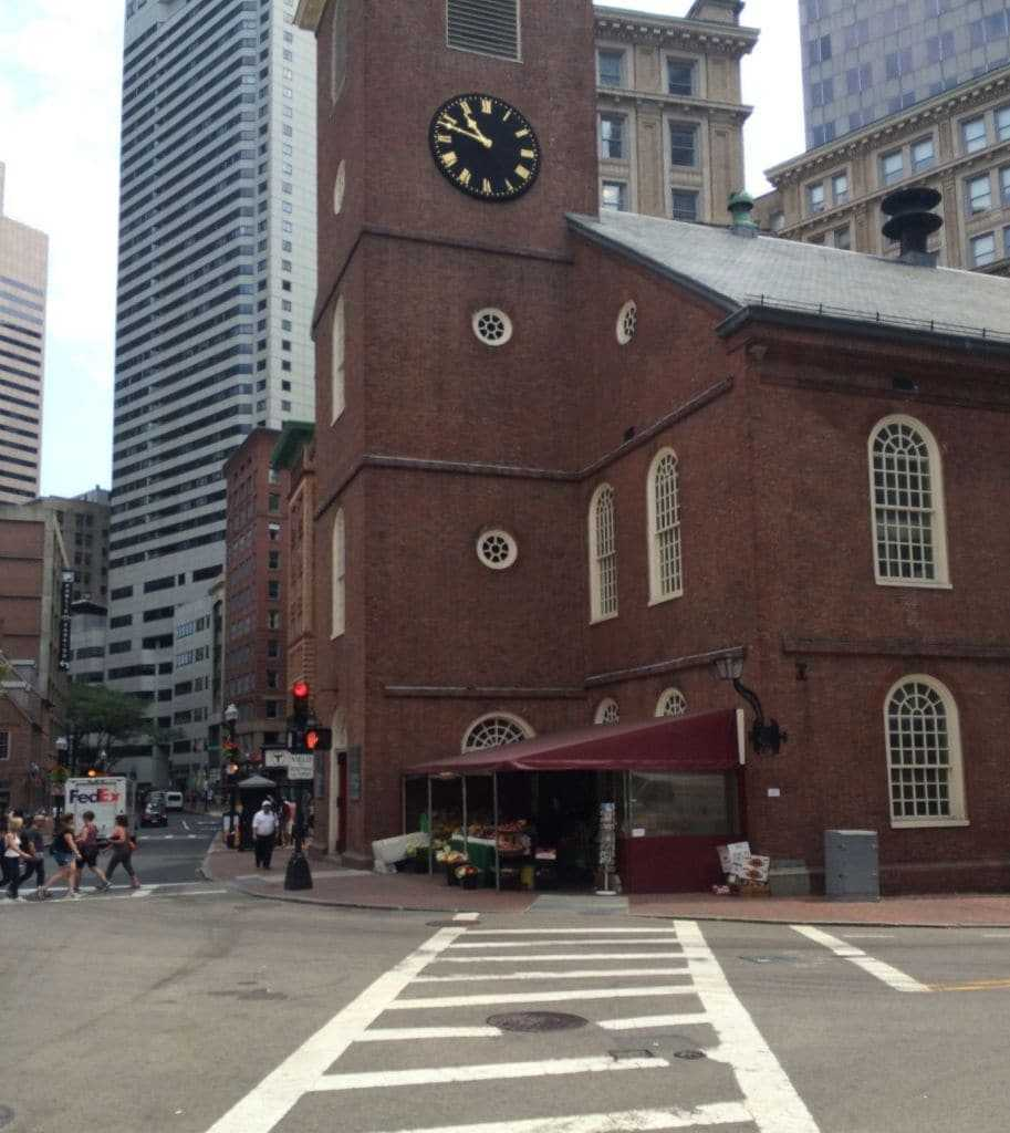 Old South Meeting-House