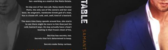 BOOK REVIEW: Unsuitable by Samantha Towle