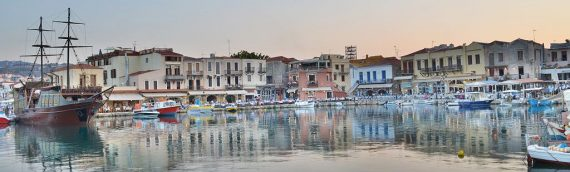 Rethymno: Girit'in incisi