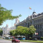 Madrid, güzel Madrid...