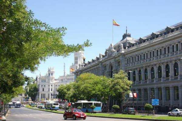 Calle de Alcala - Madrid