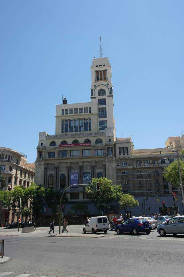 Calle de Alcala- Madrid