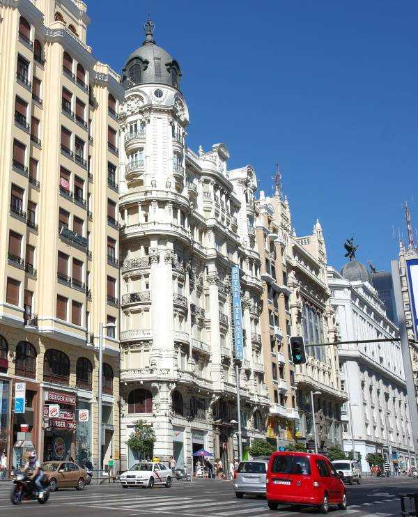 Gran Via - Madrid