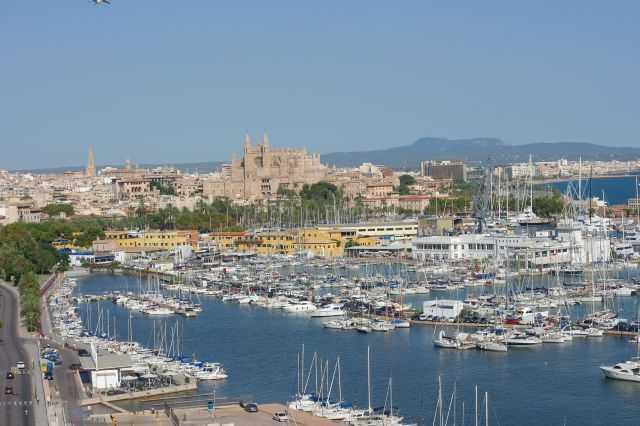 Palma Marina ve Katedral