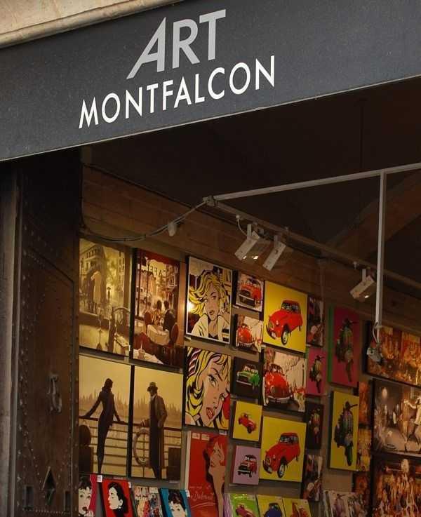 Art Montfalcon - Barselona