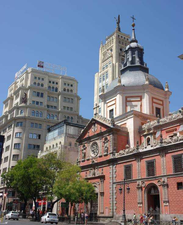 San José Kilisesi - Calle de Alcala