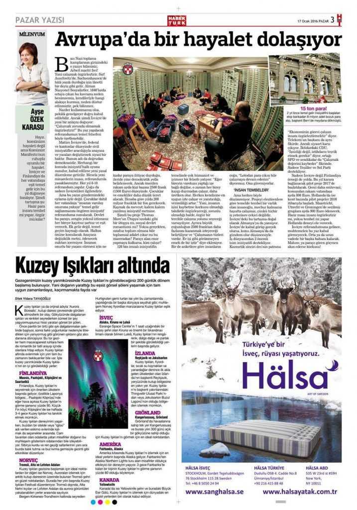 Haber Türk Bencetatil
