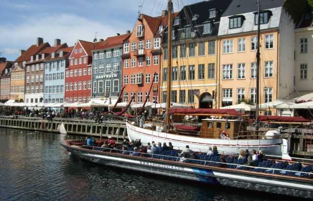 Kopenhag - Yeni Liman (Nyhavn)