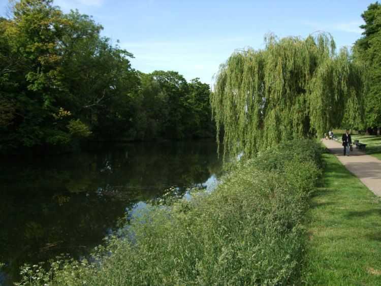 Kopenhag - Churchill Park