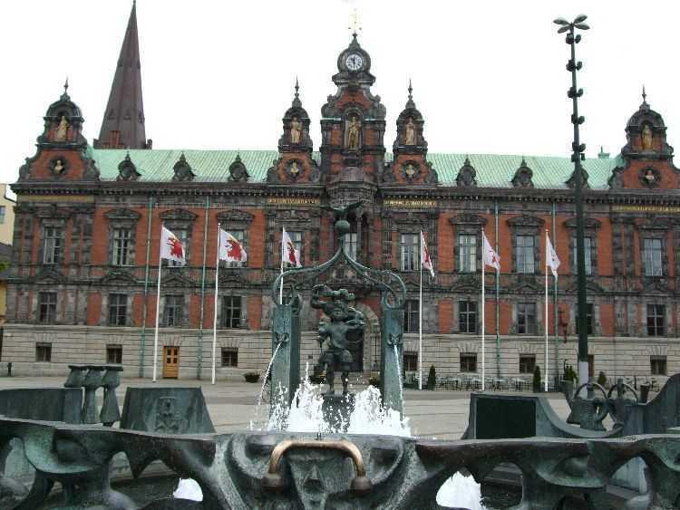 Malmö - Stortorget