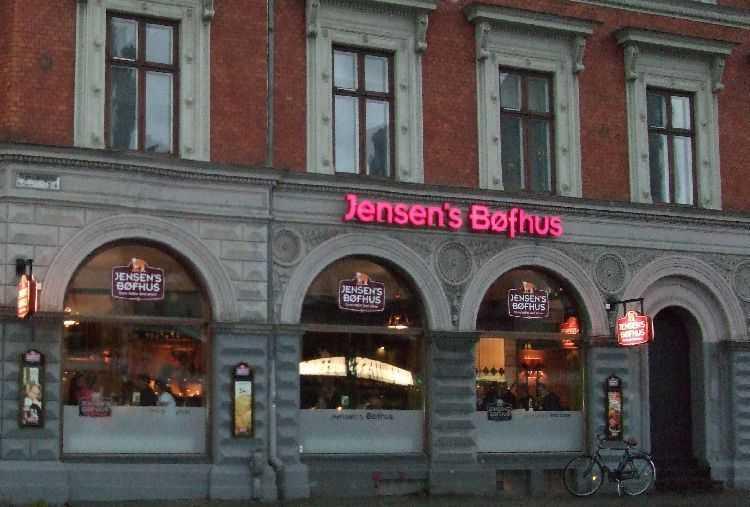 Malmö - Restaurant