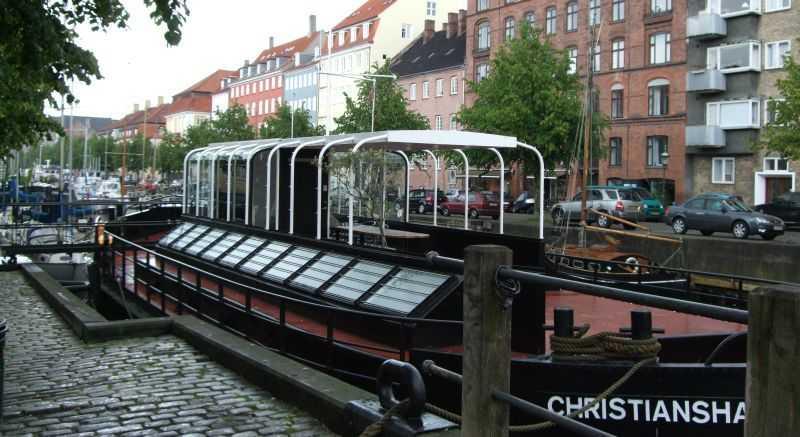 Kopenhag - Eski Liman (Christianshavn)