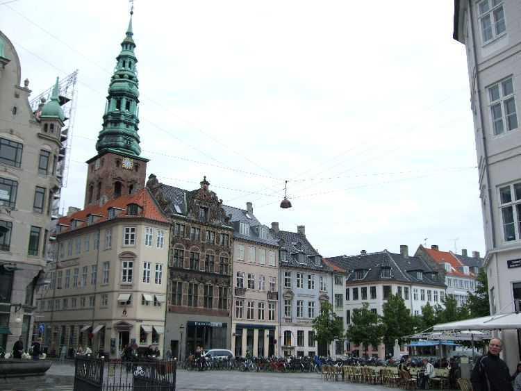 Kopenhag merkez
