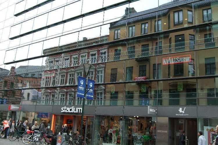 Malmö - Çarşı