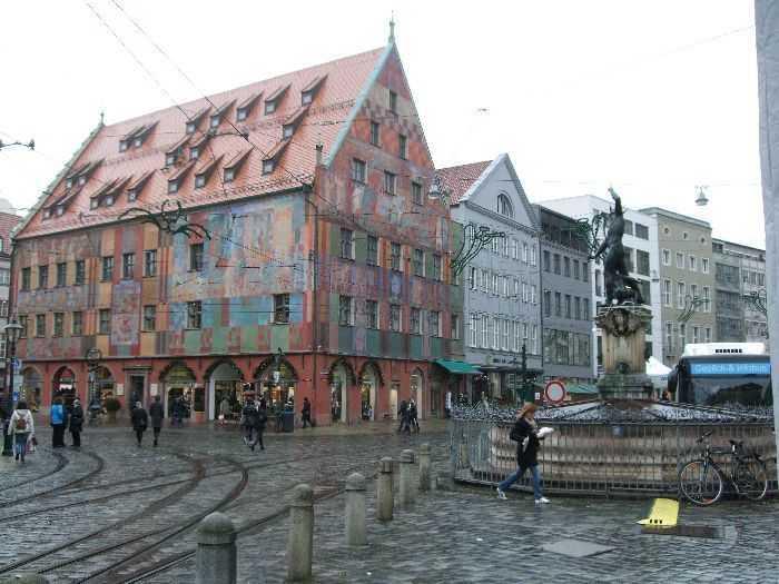 Weaver's House - Augsburg