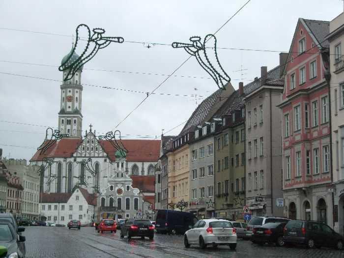 Gothic Basilica of St. Ulrich - Augsburg