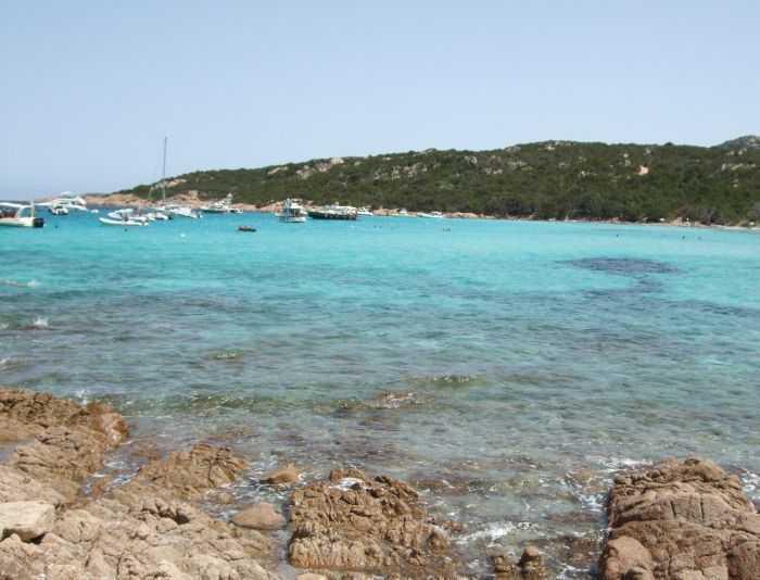 Grande Pevero Plajı