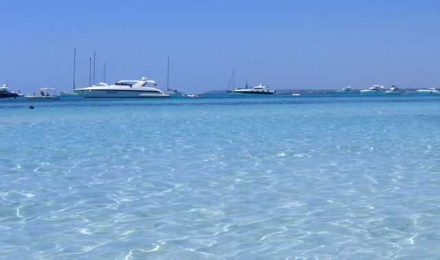 Es Trenc Sahili - Mayorka Adası