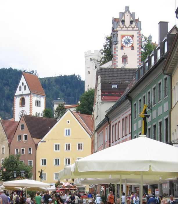 Füssen, Bavaria