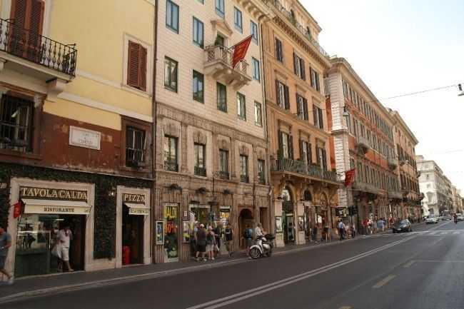 Roma sokakları