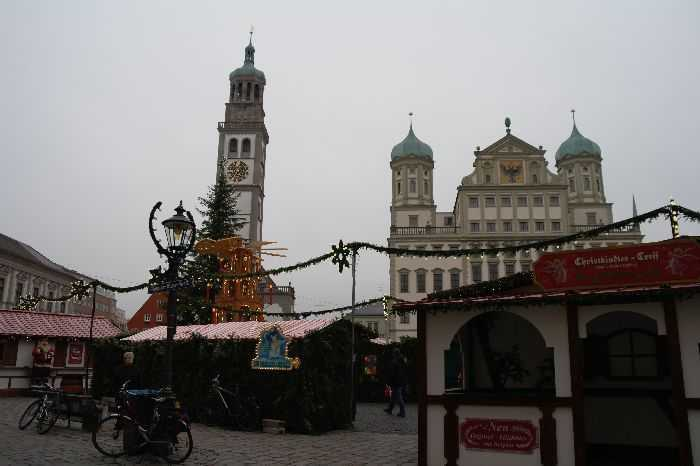 Belediye Binası - Augsburg
