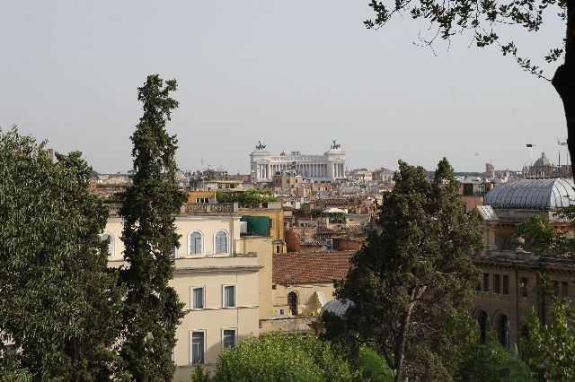 Roma'ya tepeden bakış