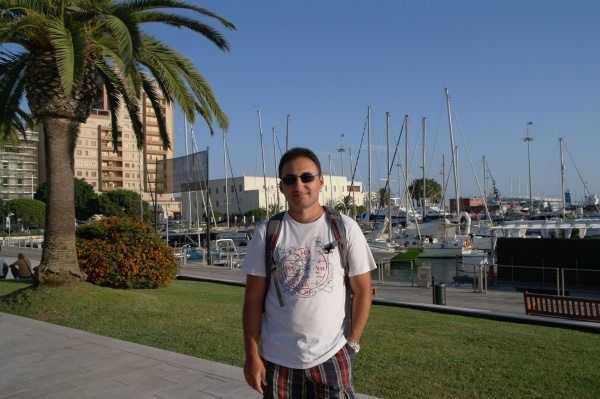 Cagliari sahil
