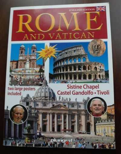 Roma Gezi Kitapçığı - Casa Editrice Perseus - Plurigraf Yayınları