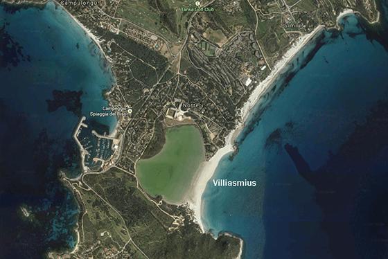 Capo Carbonara - Villasimius Bölgesi