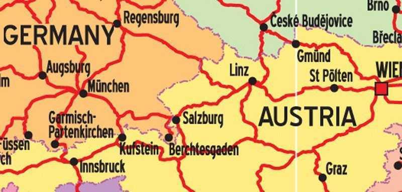 Almanya - Avusturya