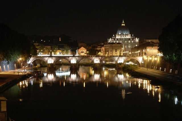 Roma - Tiber nehri & Vatikan
