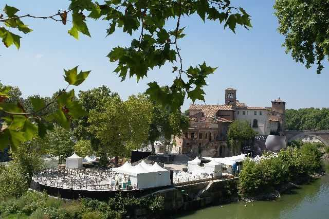 Roma - Tiber nehri