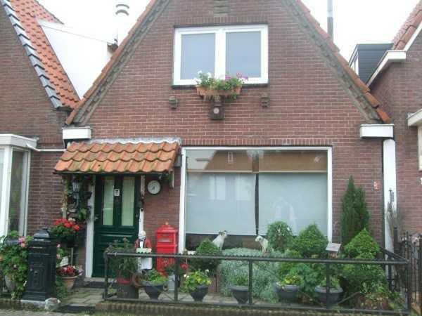 Volendam evleri