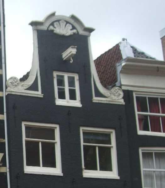 Amsterdam - Evlerdeki Kanca
