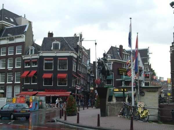 Amsterdam - Rokin