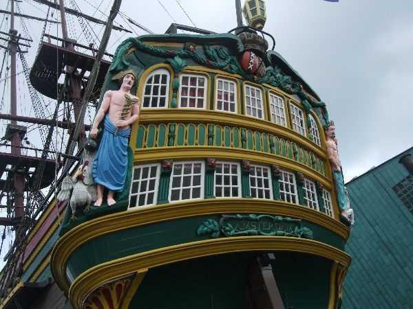 Amsterdam - Korsan Gemisi