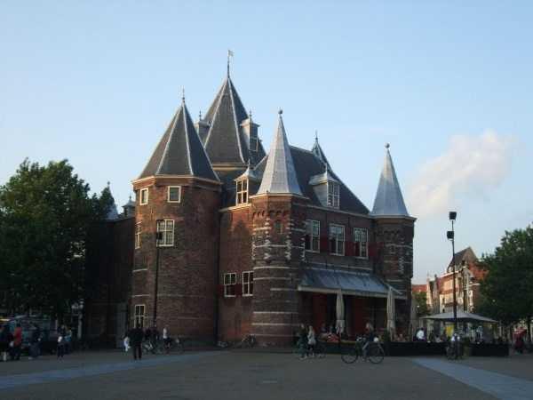 Amsterdam - Waag