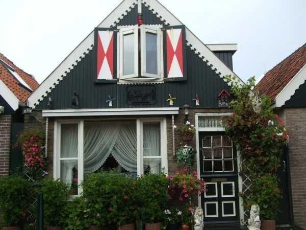 Edam kasabası - favori evim :)