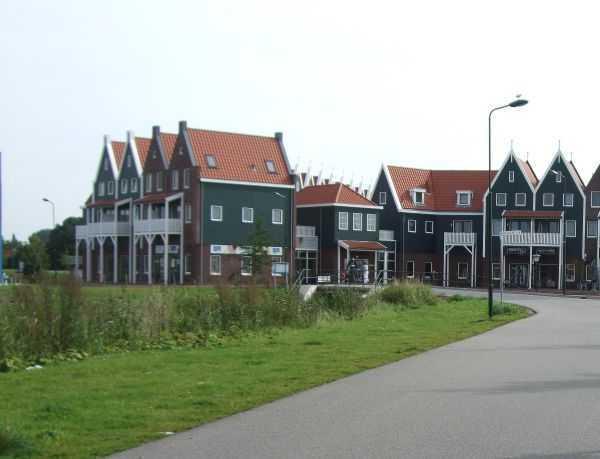Volendam - Hotel Marinapark