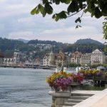 İsviçre'nin incisi Luzern...