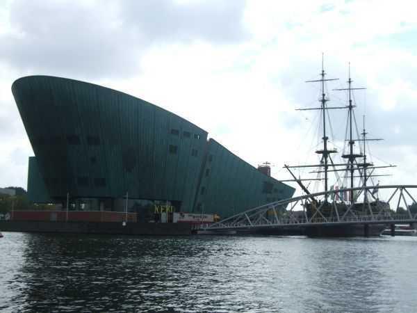 Amsterdam - NEMO