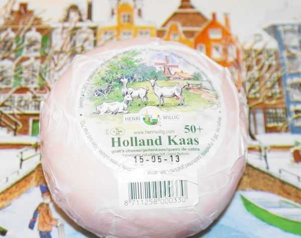 Hollanda keçi peyniri - Henri Willig
