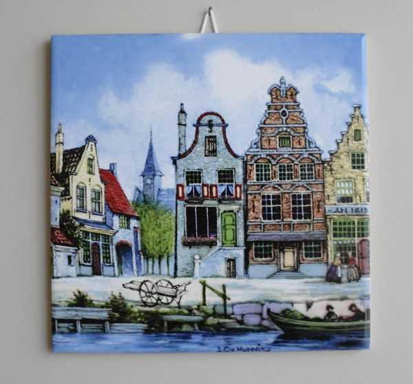 Hollanda seramikleri