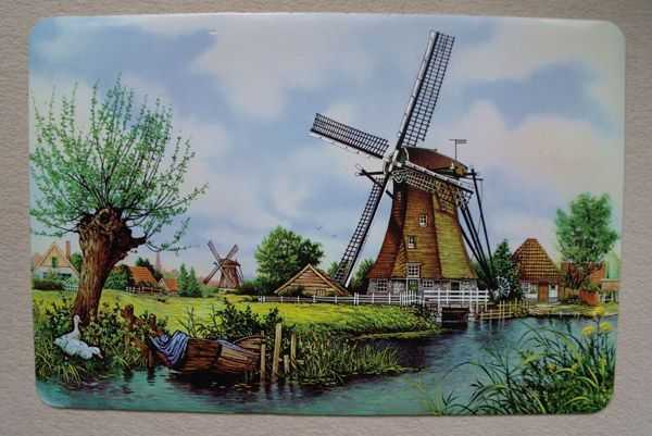 Hollanda table mat