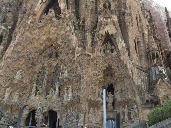 Barselona - La Sagrada Familia