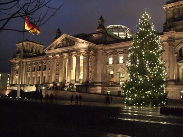 Reichstag Parlamento Binası